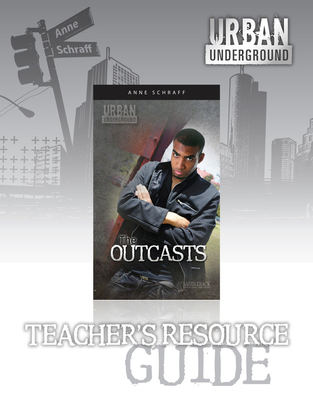 The Outcasts Teacher's Resource Guide (Digital Download)