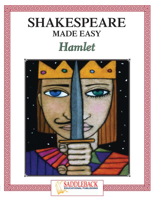 Hamlet Reading Guide: Shakespeare Made Easy (Digital Download)