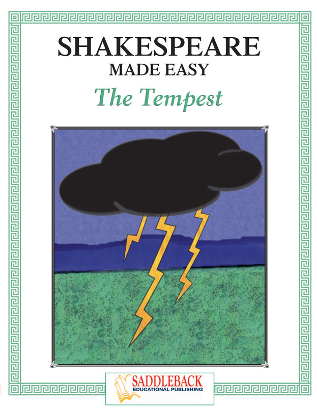 The Tempest Reading Guide: Shakespeare Made Easy (Digital Download)