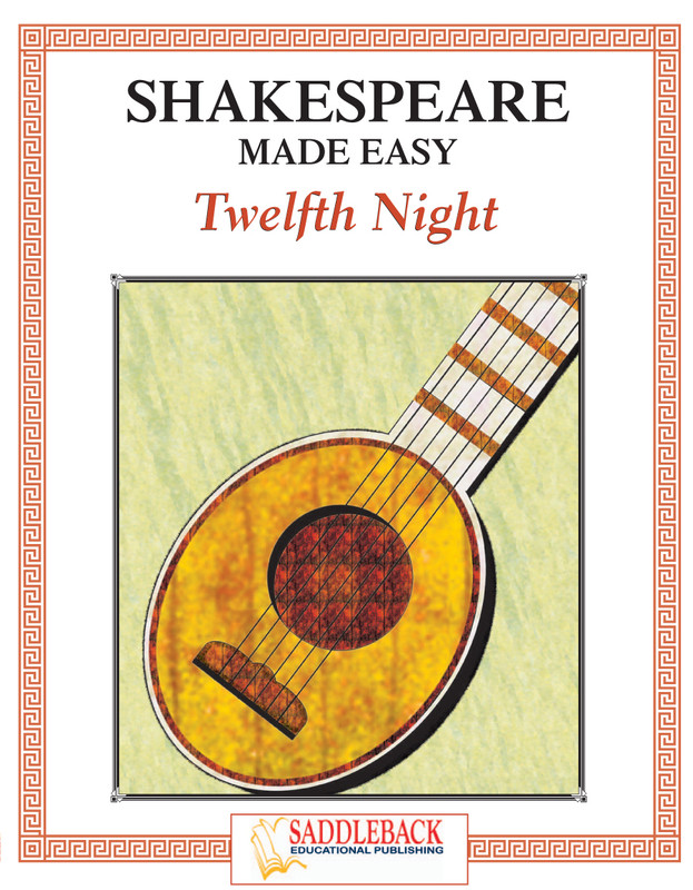 Twelfth Night Reading Guide: Shakespeare Made Easy (Digital Download)