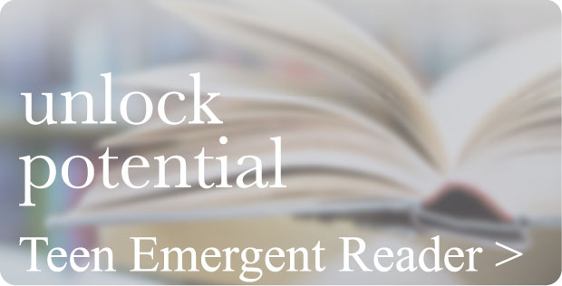 Teen Emergent Reader Libraries