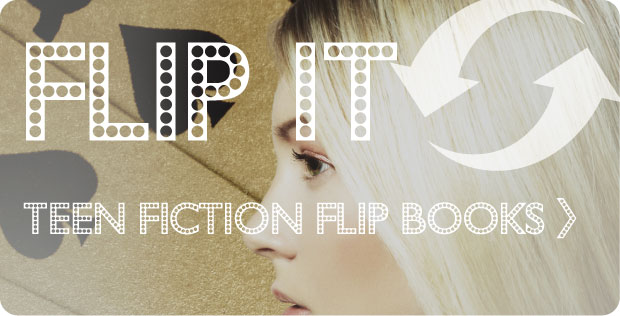 Hi-Lo Teen Fiction Flip Books