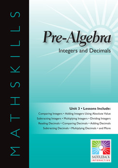 Integers & Decimals