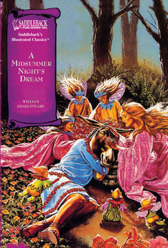 Midsummer Night's Dream Graphic Novel