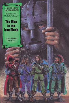 The Man in the Iron Mask Graphic Novel