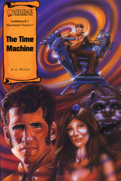 The Time Machine Graphic Novel