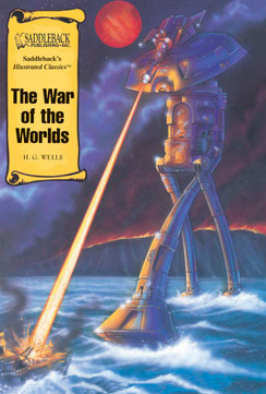 The War of the Worlds Graphic Novel