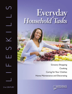 Everyday Household Tasks Student Worktext