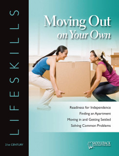 Moving Out on Your Own Student Worktext (21st Century Lifeskills)