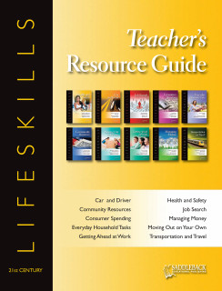 21st Century Lifeskills Teacher Resource Guide CD