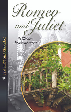 Timeless Classics Low Level: Romeo and Juliet