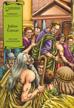 Julius Caesar Graphic Novel