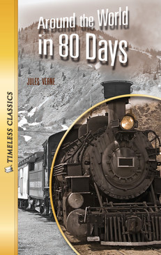 Around the World in 80 Days Novel