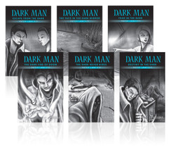 Dark Man Blue Sample Set