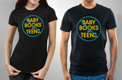 No Baby Books for Teens Tee