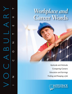 Workplace and Career Words (Digital Download)