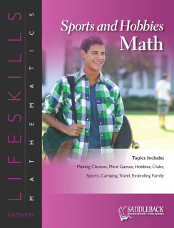 Sports & Hobbies Math (Digital Download)