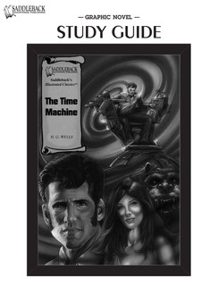 The Time Machine Graphic Novel Study Guide (Digital Download)