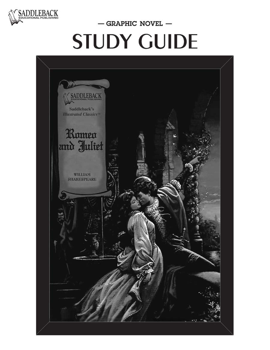 romeo and juliet and study guide Romeo and juliet study guide questions – act i answer the following questions as you read the play in class, or as you review at home they will help as a study.