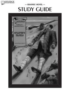 Gulliver's Travels Graphic Novel Study Guide (Digital Download)