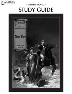 Jane Eyre Graphic Novel Study Guide (Digital Download)