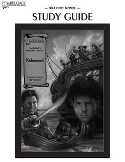 Kidnapped Graphic Novel Study Guide (Digital Download)