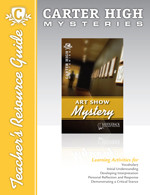 Art Show Mystery Teacher's Resource Guide (Digital Download)