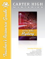 Aztec Ring Mystery Teacher's Resource Guide (Digital Download)