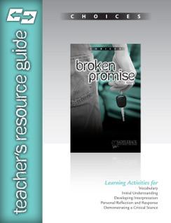 Broken Promise Teacher's Resource Guide(Digital Download)
