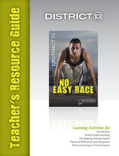 No Easy Race Teacher's Resource Guide(Digital Download)