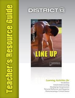 Line Up Teacher's Resource Guide(Digital Download)