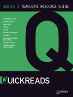 Q Reads Set 3 Teacher's Resource Guide (Digital Download)