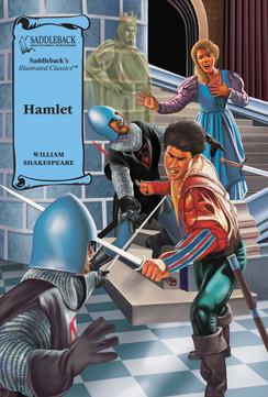 Hamlet Graphic Novel Audiobook (Digital Download)