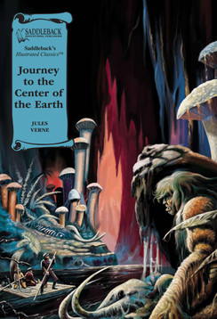 Journey to the Center of the Earth Graphic Novel Audio (Digital Download)