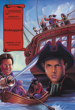 Kidnapped Graphic Novel Audio (Digital Download)
