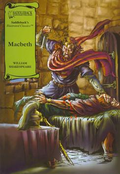 Macbeth Graphic Novel Audio (Digital Download)