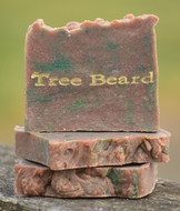 Tree Beard Goat Milk Soap Slice