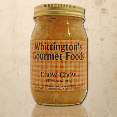 Whittington's Gourmet Foods - Chow Chow