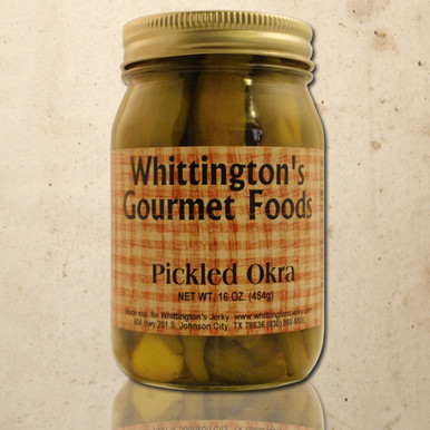 Whittington's Gourmet Foods - Pickled Okra