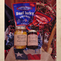 Whittington's Jerky Gift Baskets - Texas Gift Basket