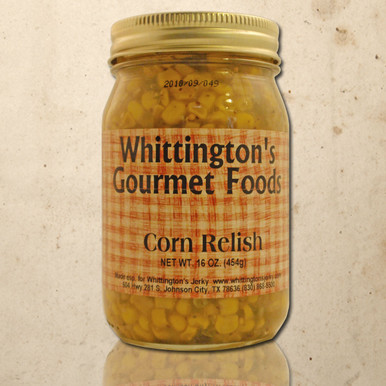 Whittington's Gourmet Foods - Corn Relish