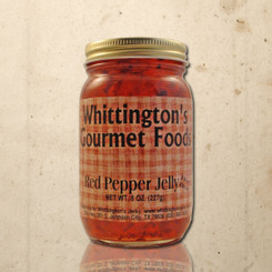 Whittington's Gourmet Foods - Red Pepper Fancy Preserves