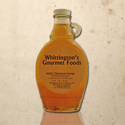 Whittington's Gourmet Foods - Apple Cinnamon Syrup