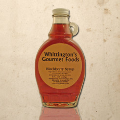 Whittington's Gourmet Foods - Blackberry Syrup