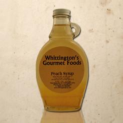 Whittington's Gourmet Foods - Peach Syrup