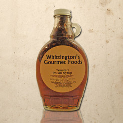 Whittington's Gourmet Foods - Toasted Pecan Syrup