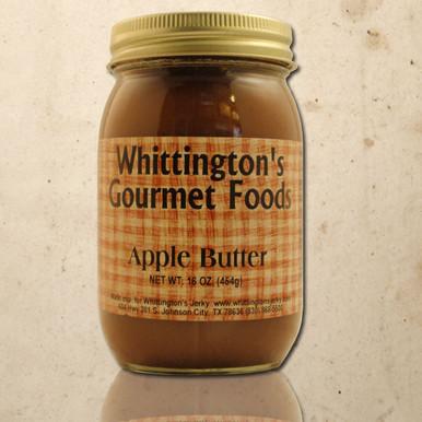 Whittington's Gourmet Foods - Apple Butter