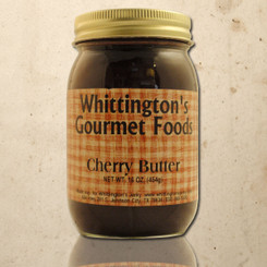 Whittington's Gourmet Foods - Cherry Butter