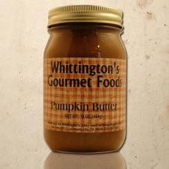 Whittington's Gourmet Foods - Pumpkin Butter