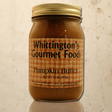 Whittington's Gourmet Foods - Pumpkin Butter